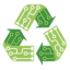 E-Waste Recycling Map